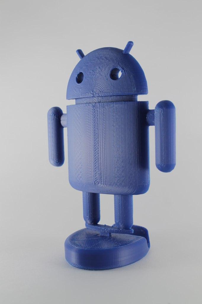 Подставка Андроид