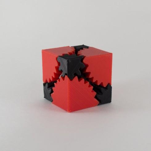 Механический кубик