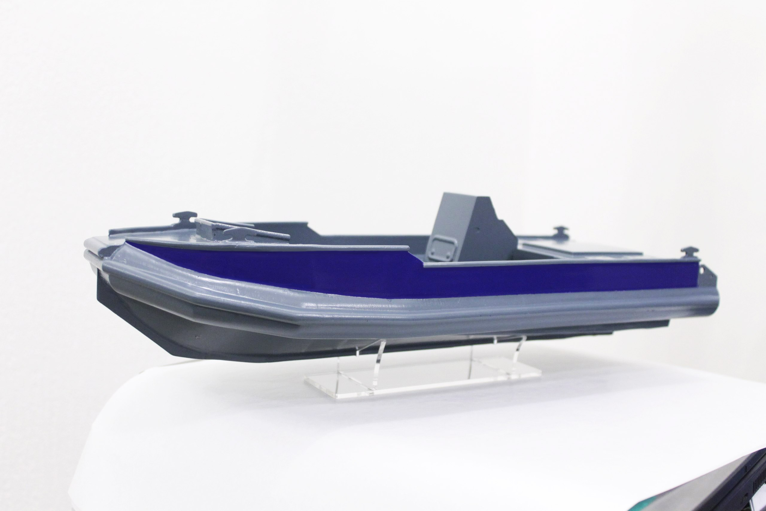 Макет катера