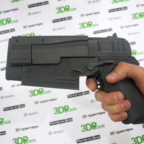 Пистолет из Fallout