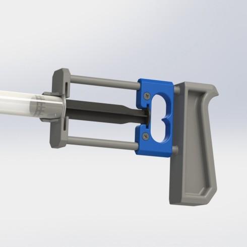 Пистолет для биопсии